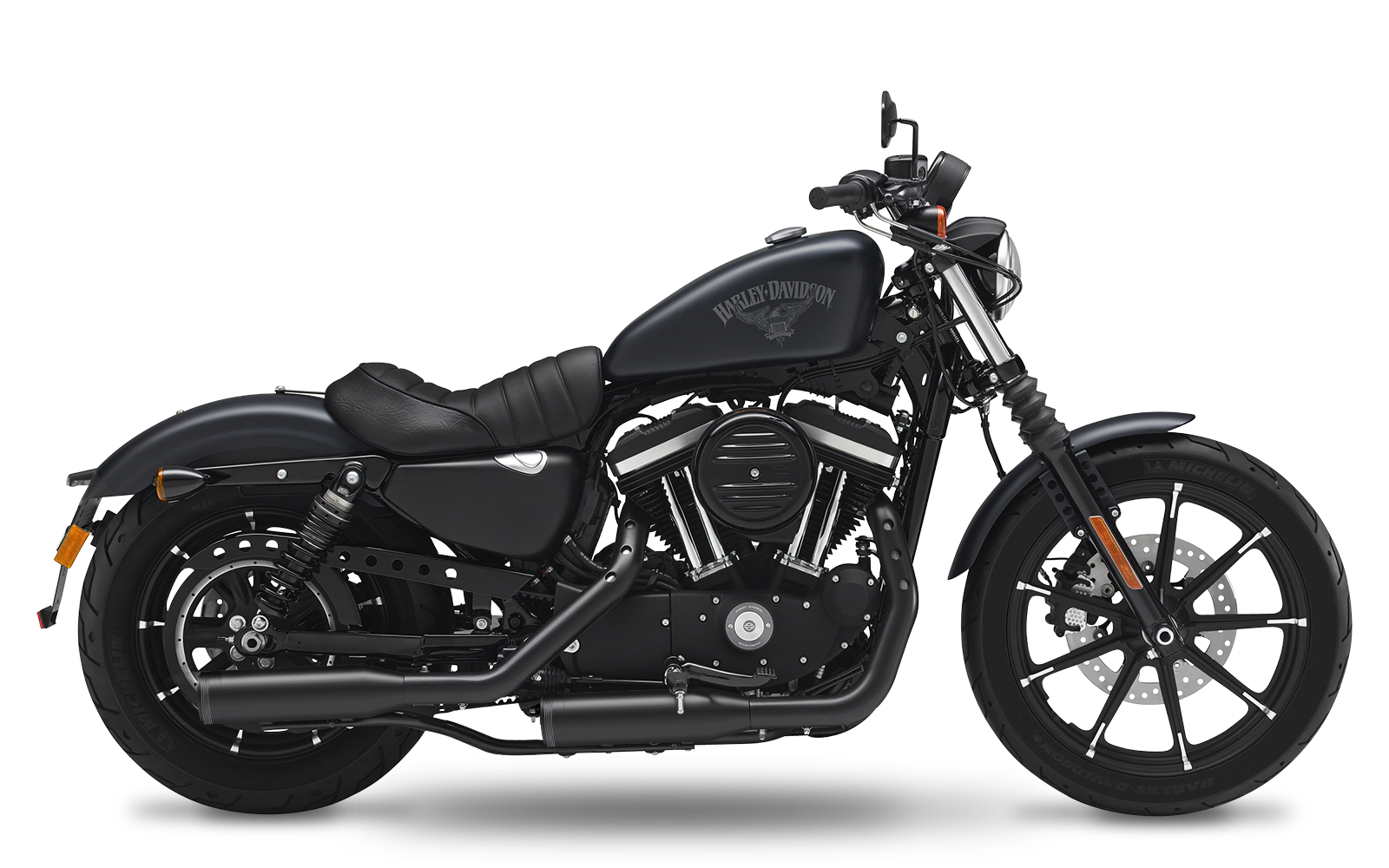 Sportster - Iron 883 - XL - 2017-2020 - Endtöpfe