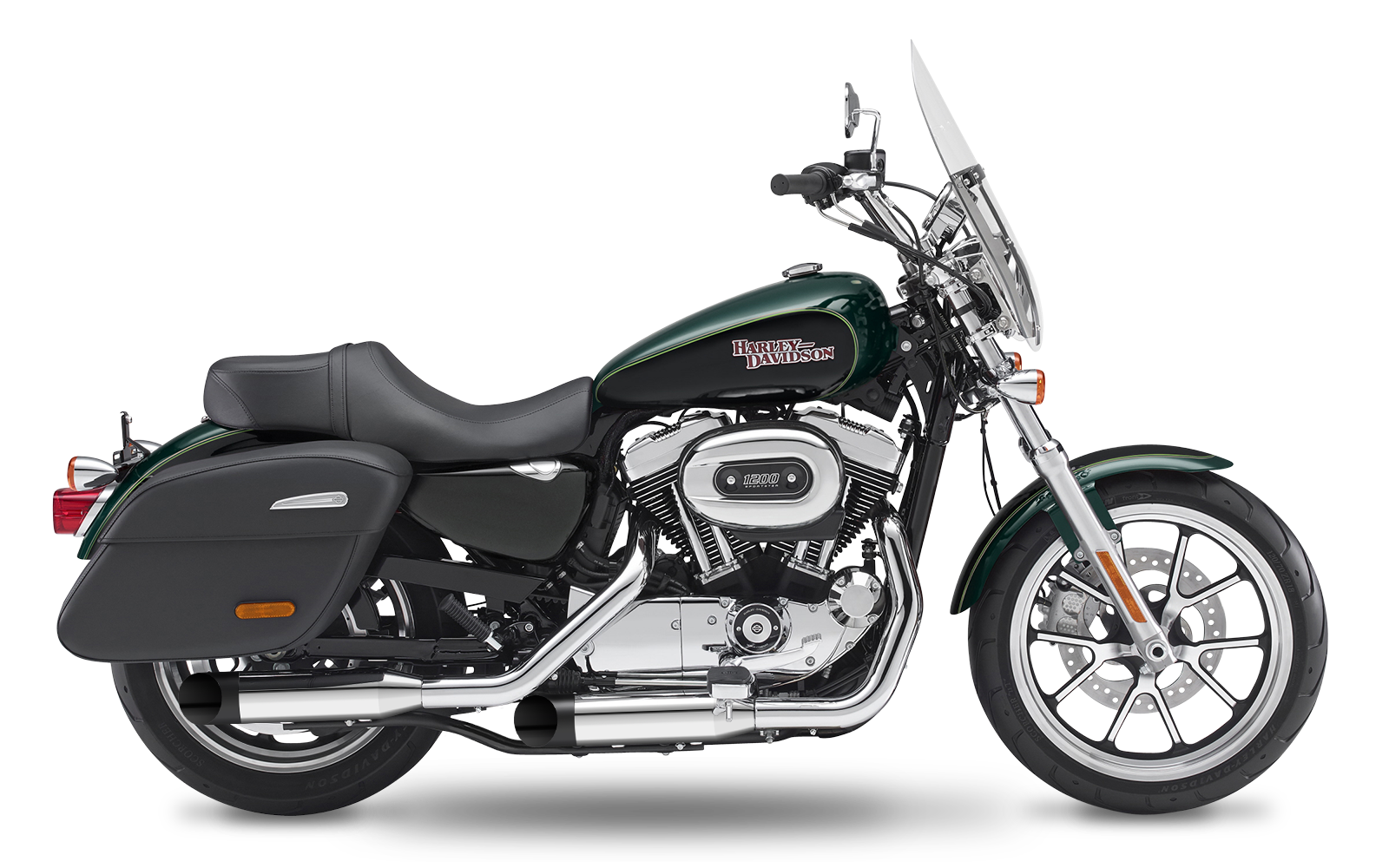 Sportster - Superlow 1200T - XL - 2017-2020 - Slipons