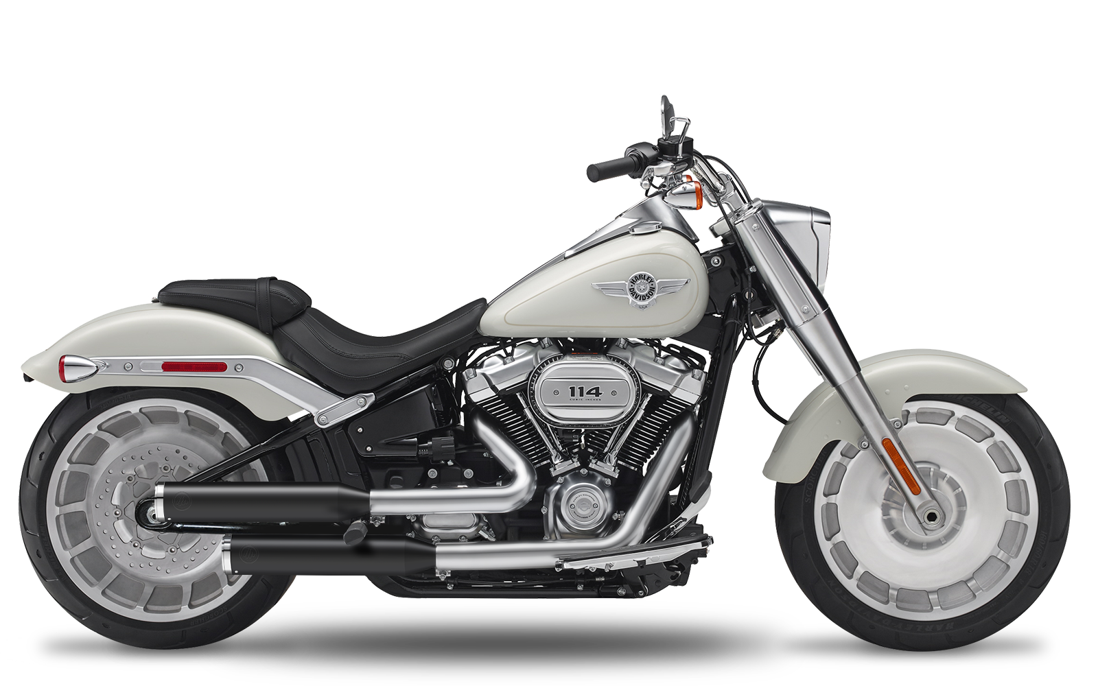 Softail - Fat Boy - ME107 - 2018-2020 - Slipons
