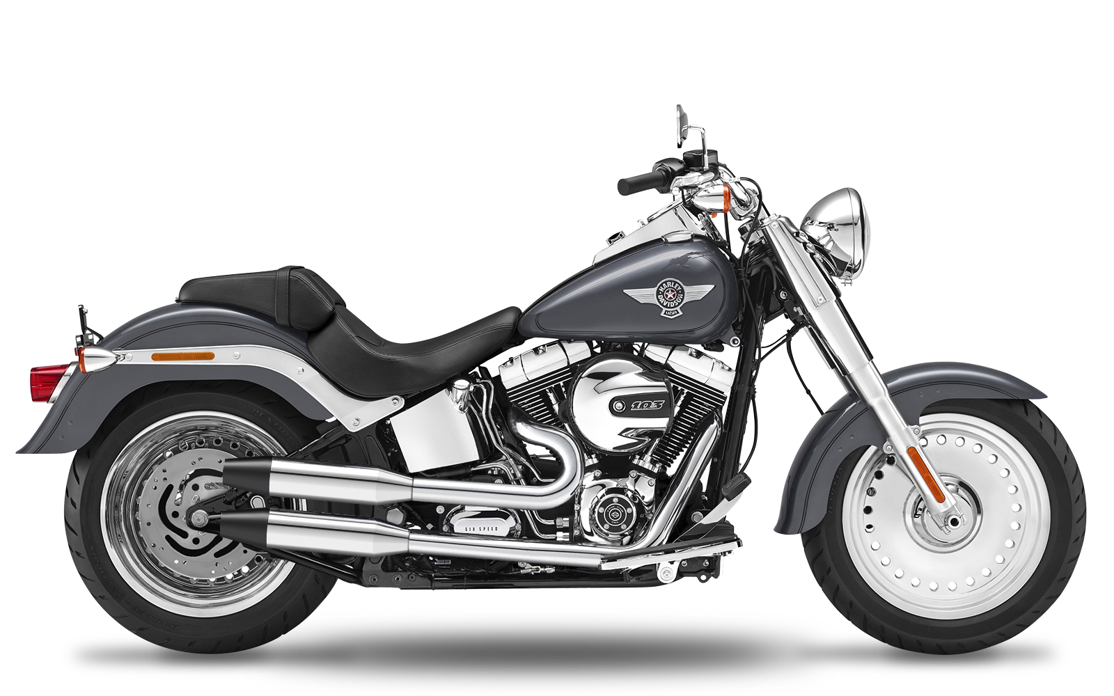 Softail - Deuce - TC88 - 2000-2006 - Complete systems