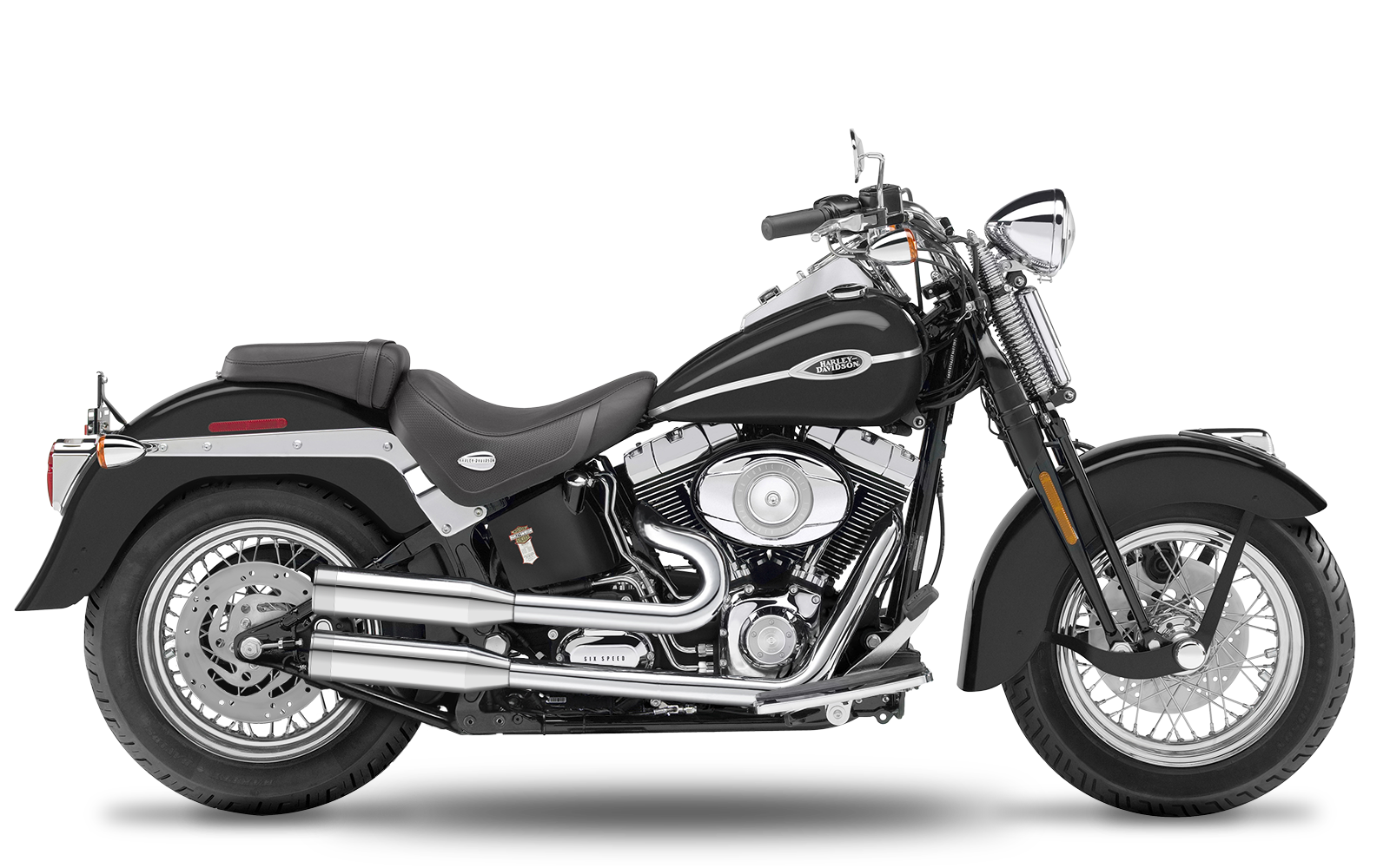 Softail - Springer Classic - TC96 - 2007-2011 - Complete systems
