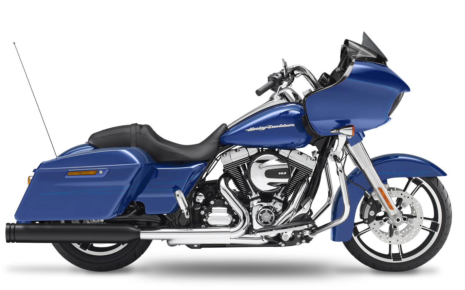 Touring - Road Glide Special - TC103 - 2015-2016 - Slipons