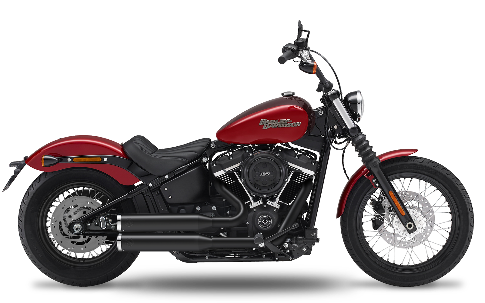 Softail - Street Bob - ME107 - 2018-2020 - Complete systems adjustable