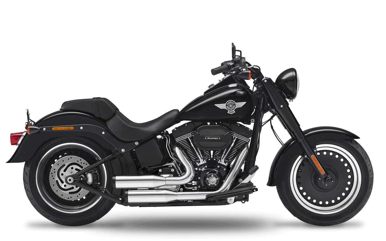 Softail - Fat Boy S - TC110 - 2016-2017 - Complete systems adjustable