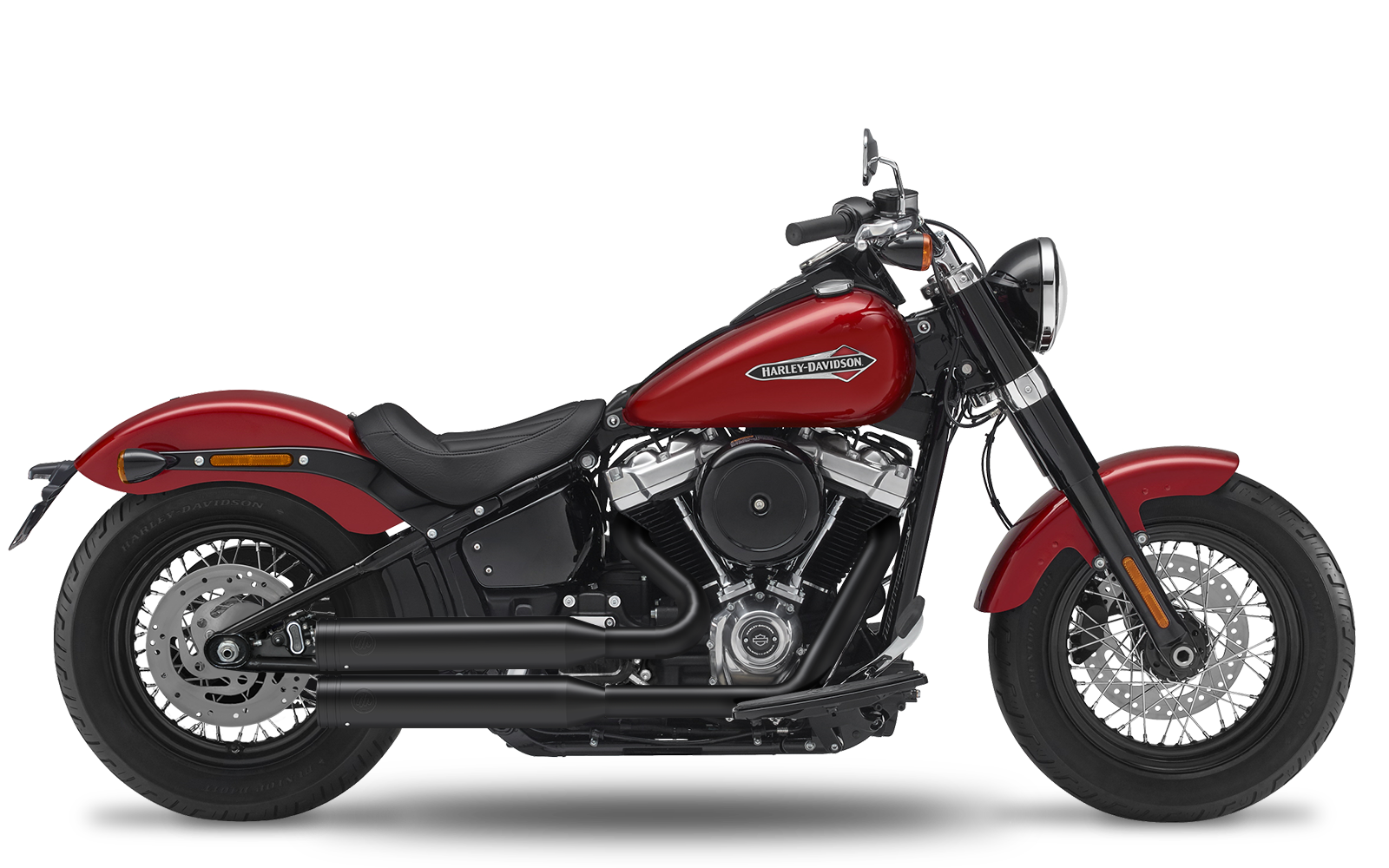 Softail - Slim - ME107 - 2021 - Complete systems adjustable