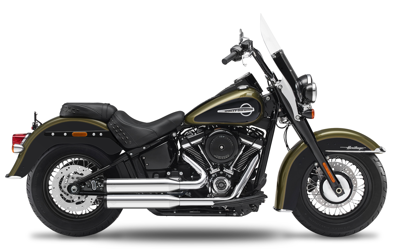 Softail - Heritage Classic - ME107 - 2018-2019 - Complete systems