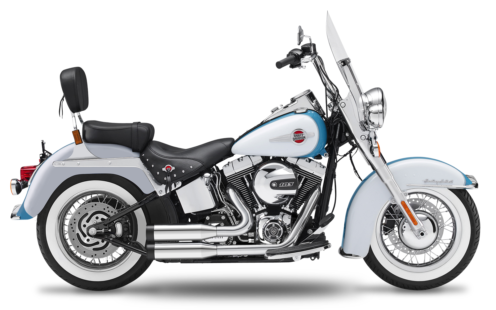 Softail - Heritage Classic - TC96 - 2007-2011 - Complete systems