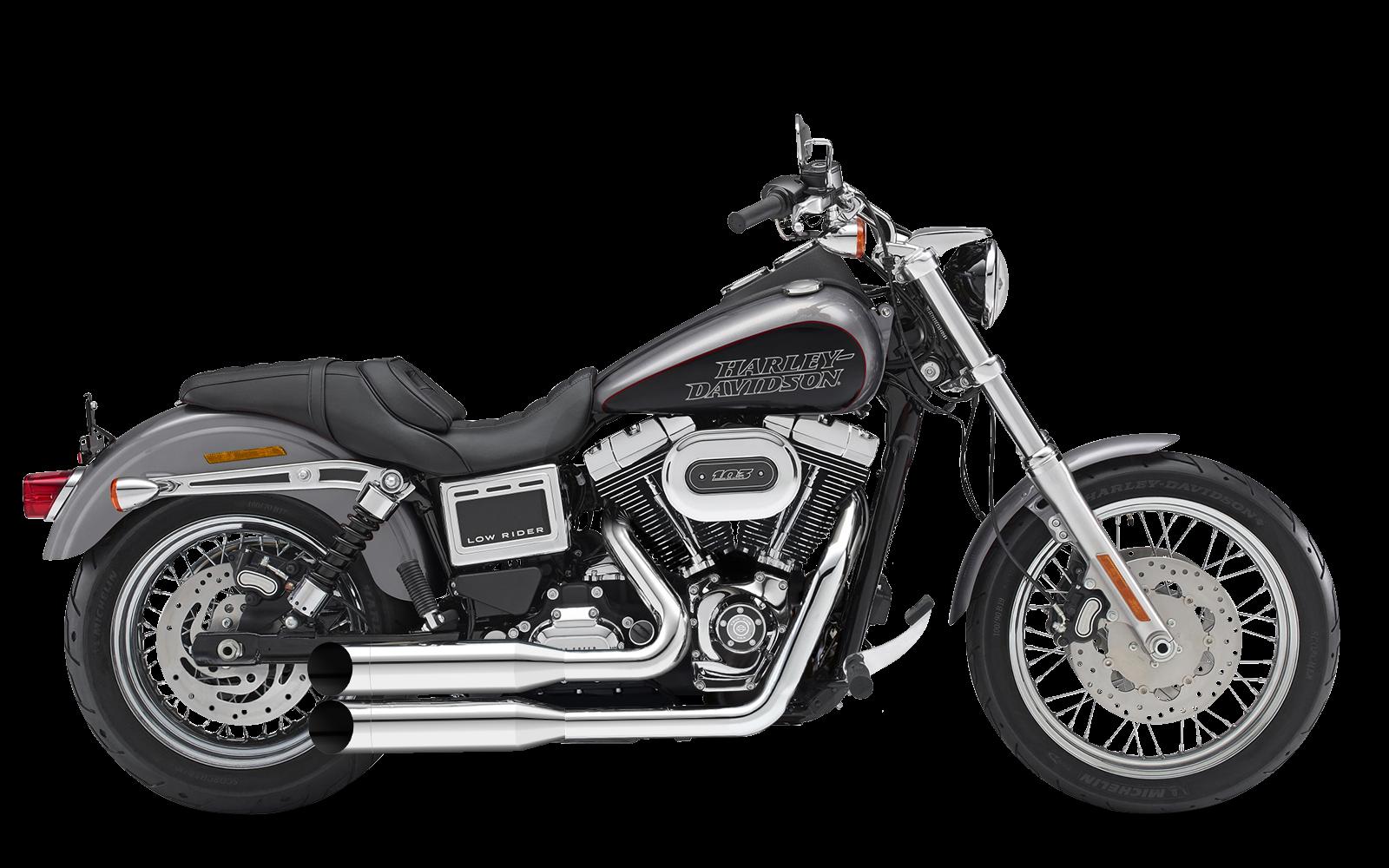Dyna - Low Rider - TC103 - 2014-2016 - Komplettanlage verstellbar
