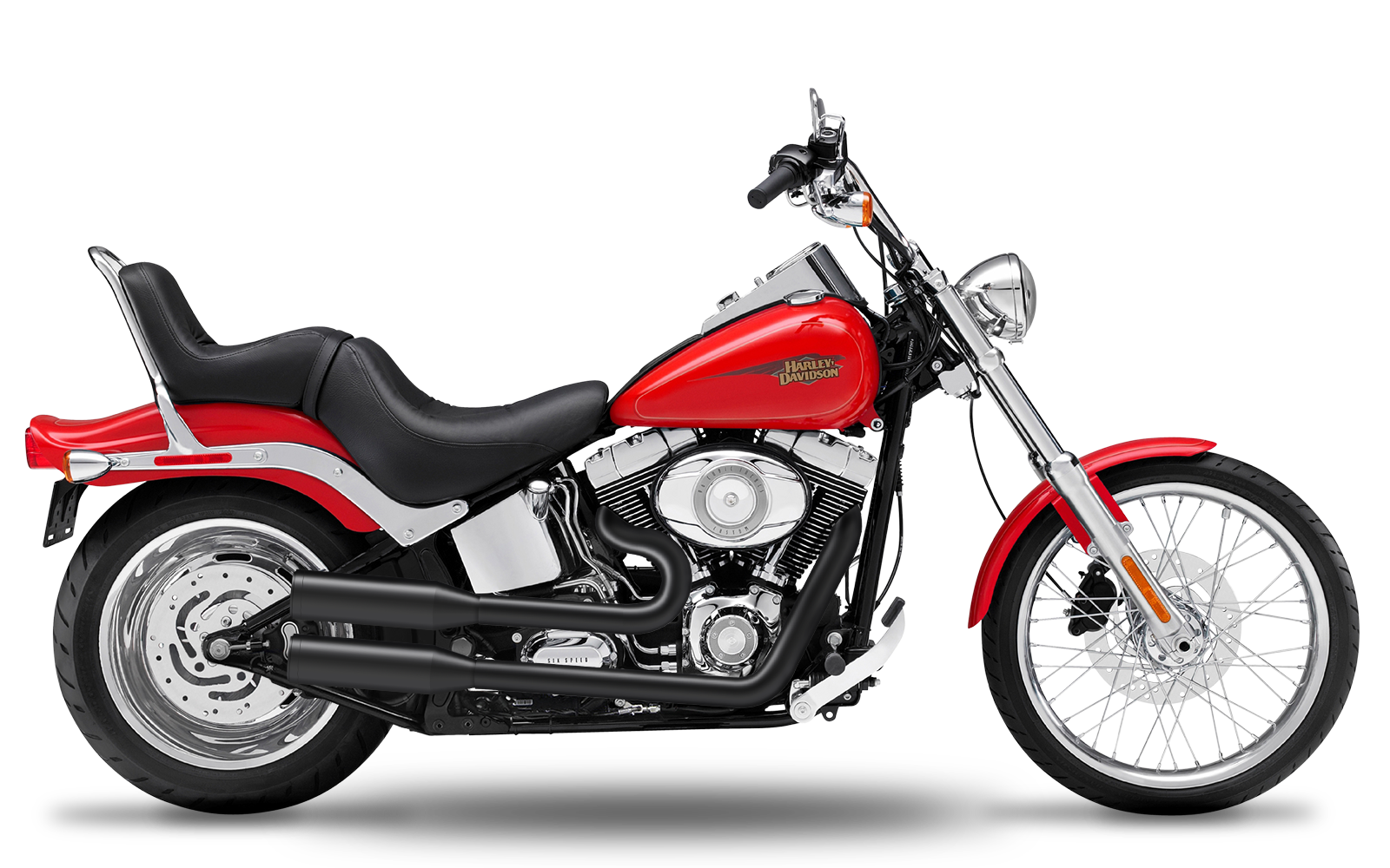 Softail - Custom - TC96 - 2007-2011 - Complete systems
