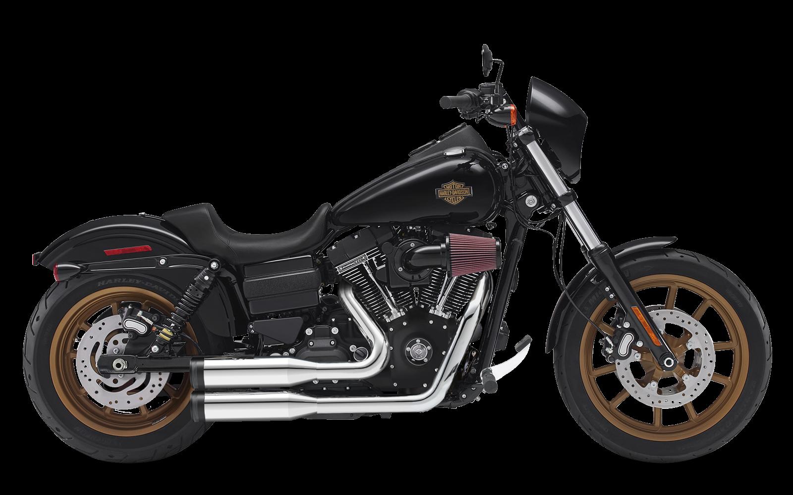 Dyna - Low Rider S - TC110 - 2016-2017 - Komplettanlage