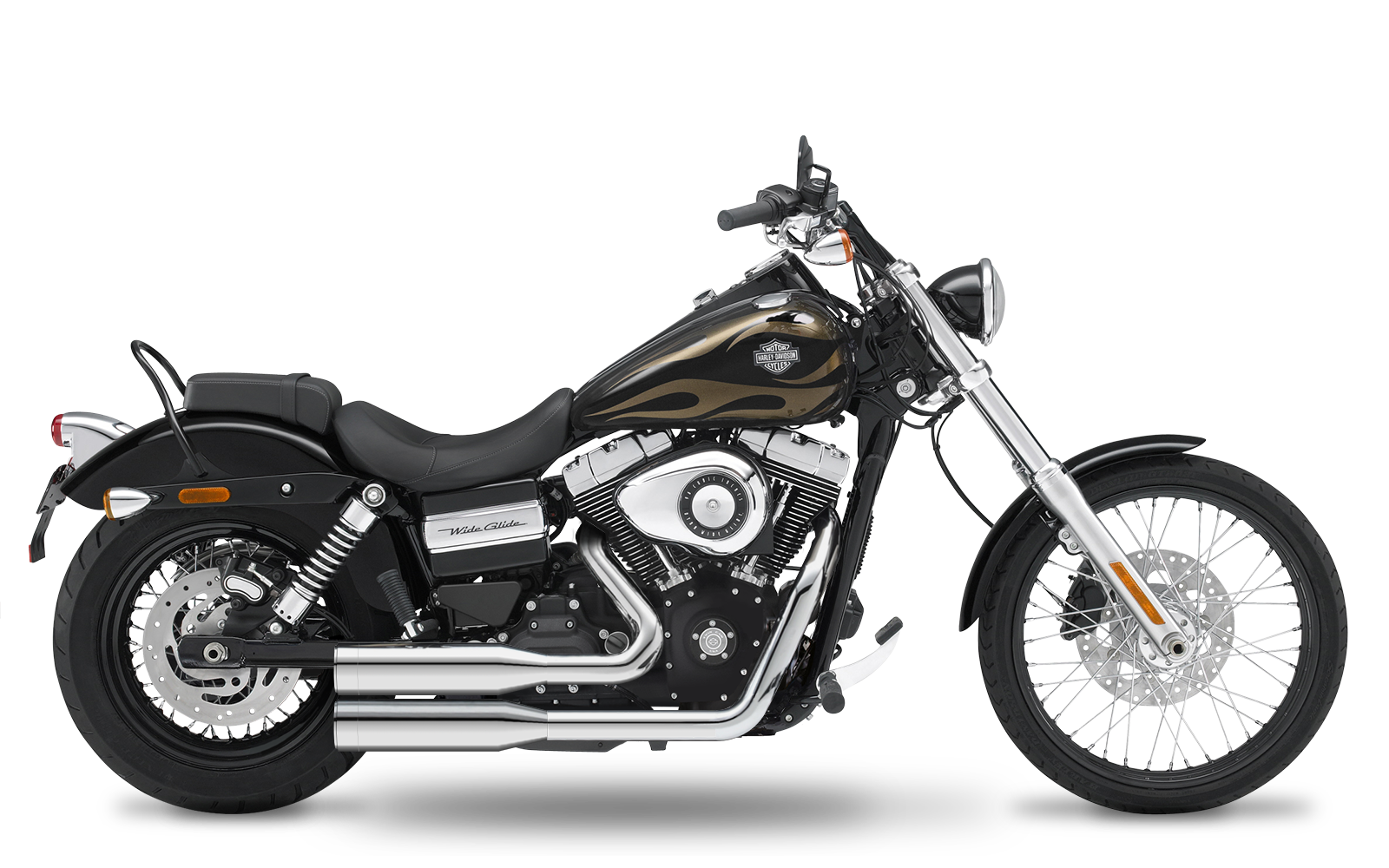 Dyna - Wide Glide - TC96 - 2010-2012 - Complete systems
