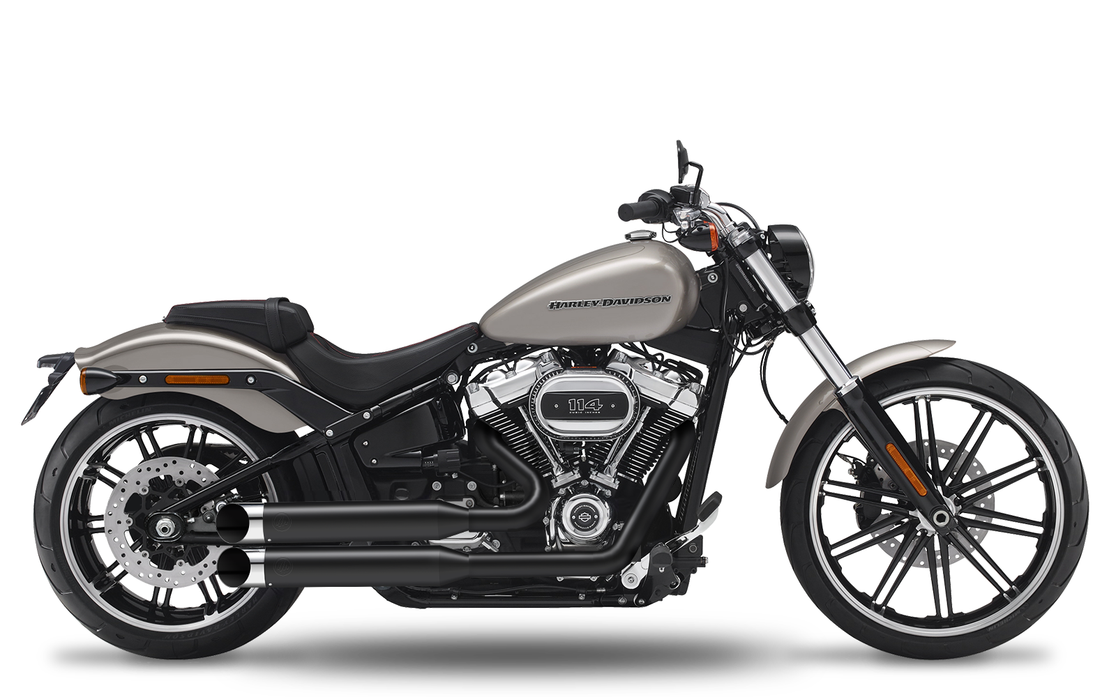 Softail - Breakout 114 / S - ME114 - 2021 - Complete systems