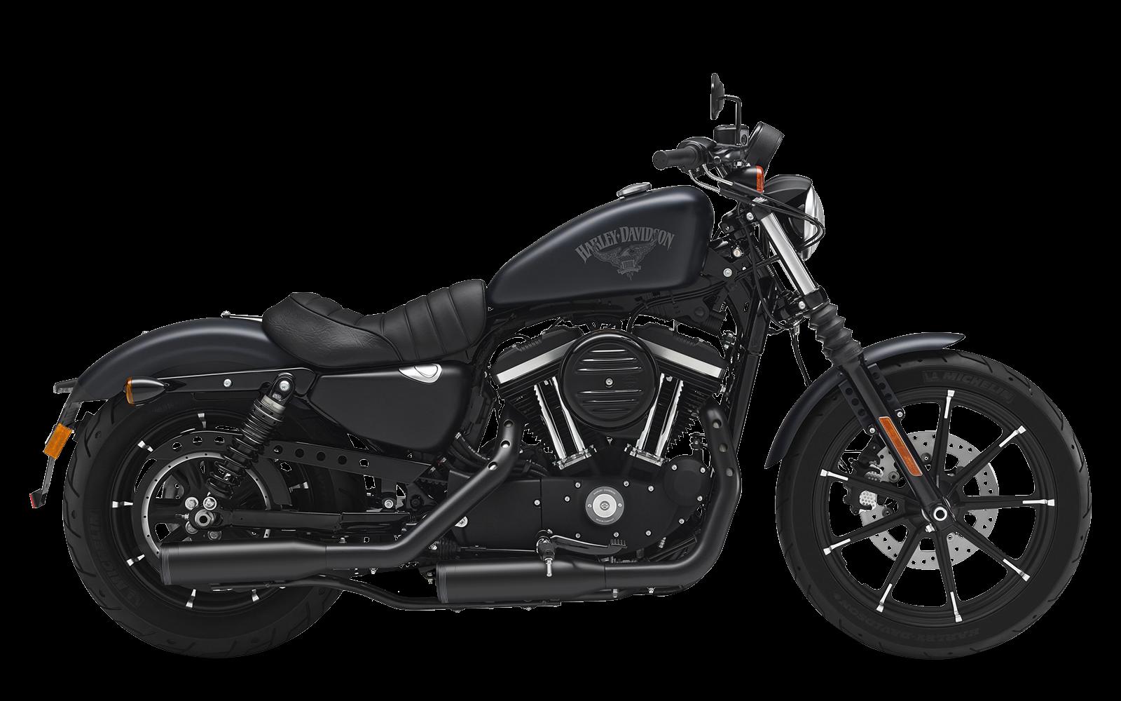 Sportster - Iron 883 - XL - 2017-2020 - Slipons adjustable