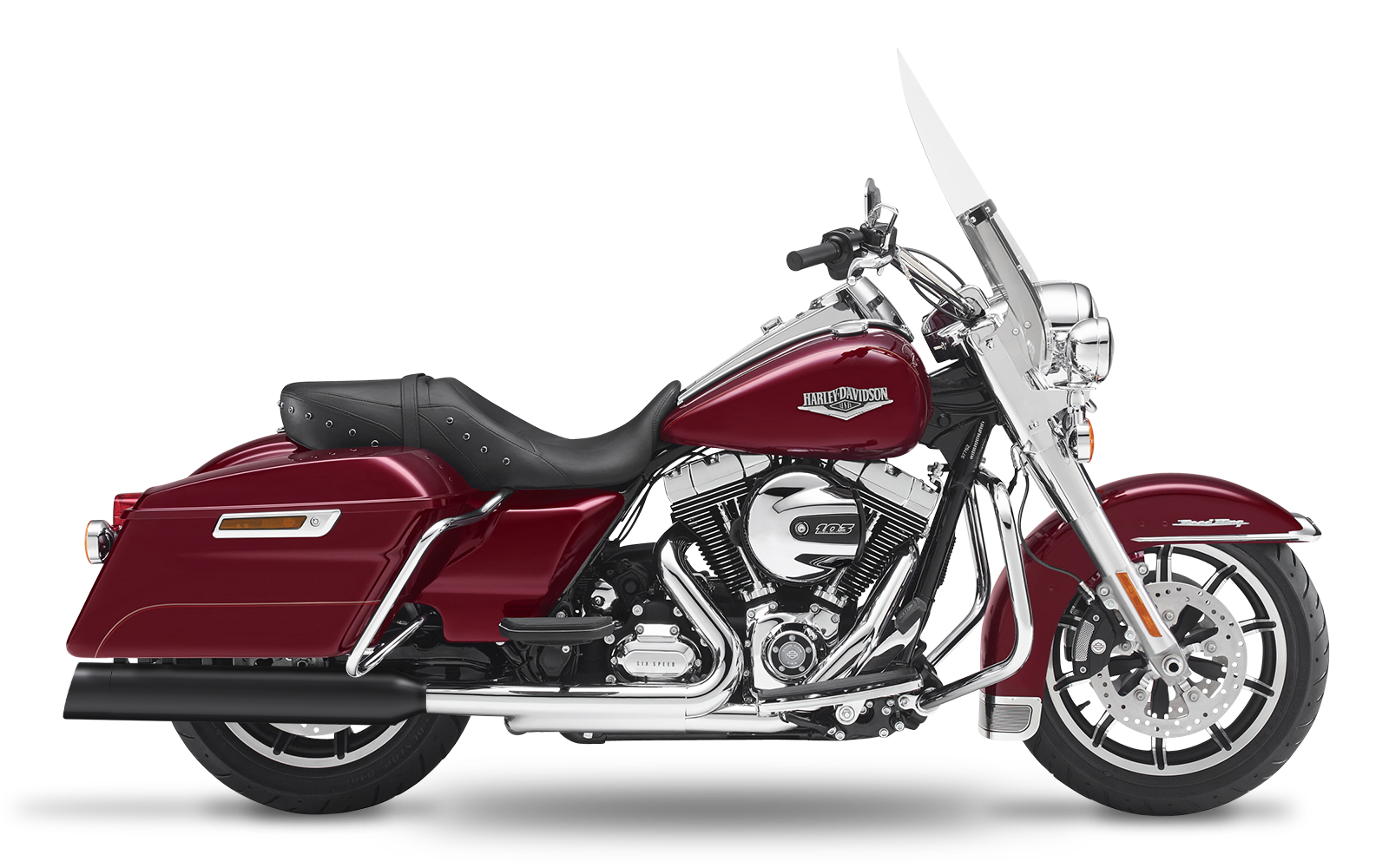 Touring - Road King Custom - TC88 - 1999-2006 - Endtöpfe