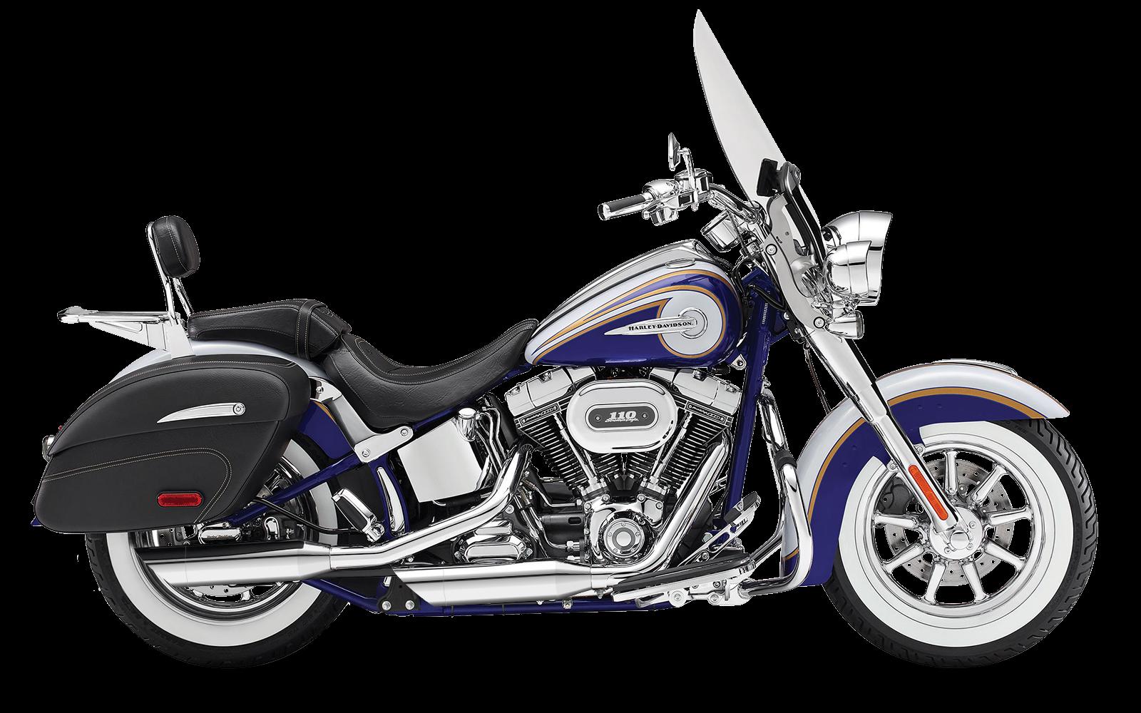 CVO - CVO Deluxe - TC110 - 2014-2015 - Slipons adjustable